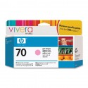HP 70 Light Magenta Original Ink Cartridge (C9455A)