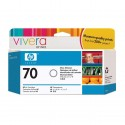 HP 70 Gloss Enhancer Original Ink Cartridge (C9459A)