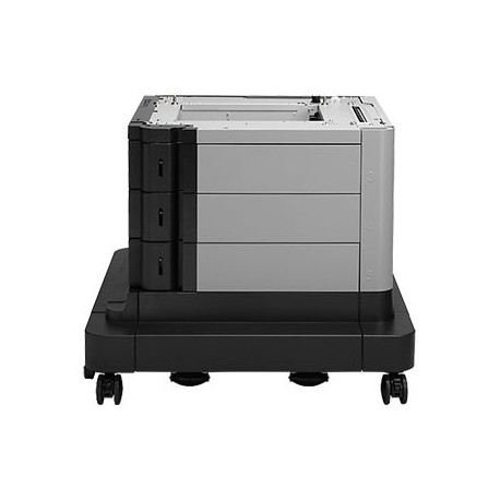 HP LaserJet 2x500 1x1500-sheet High-capacity Input Feeder with Stand