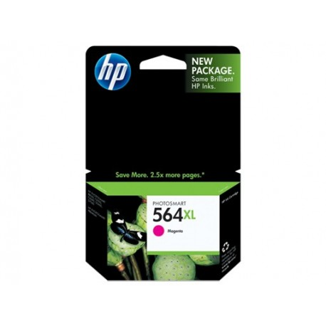 HP 564XL High Yield Magenta