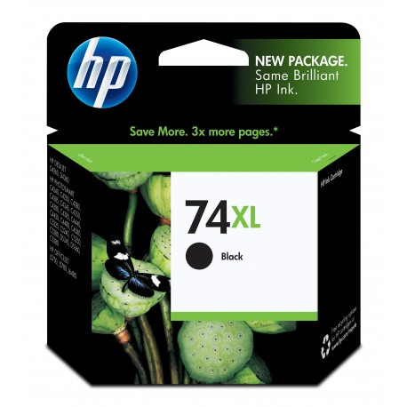 HP 74XL Black