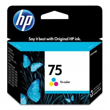 HP 75 Tri-color