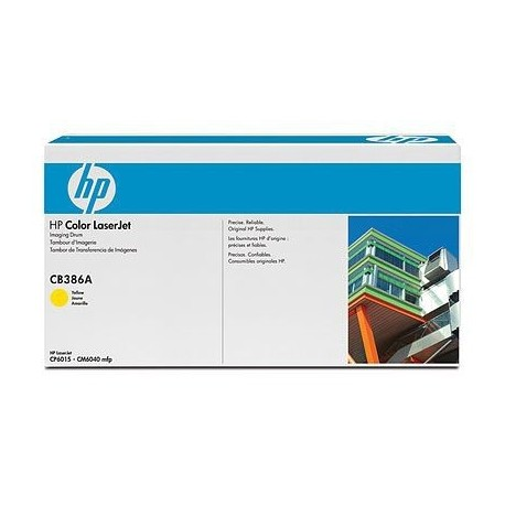 HP CB386A 35000pages Yellow drum