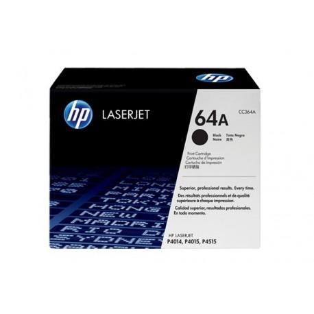 HP CC364A laser toner & cartridge