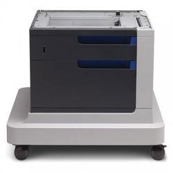 HP LaserJet Color LaserJet 500-sheet Paper Feeder and Cabinet