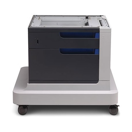 HP LaserJet Color LaserJet 500-sheet Paper Feeder and Cabinet