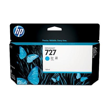 HP 727 130-ml Cyan