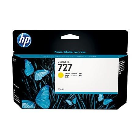 HP 727 130-ml Yellow