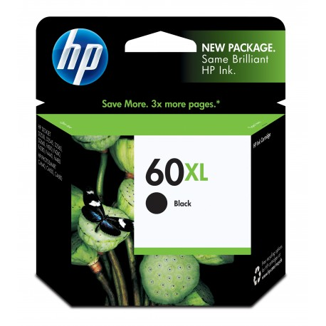 HP 60XL Black