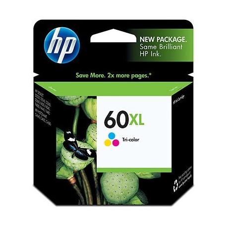 HP 60XL Tri-color
