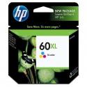 HP 60XL Tri-Color Original Ink Cartridge (CC644WN)