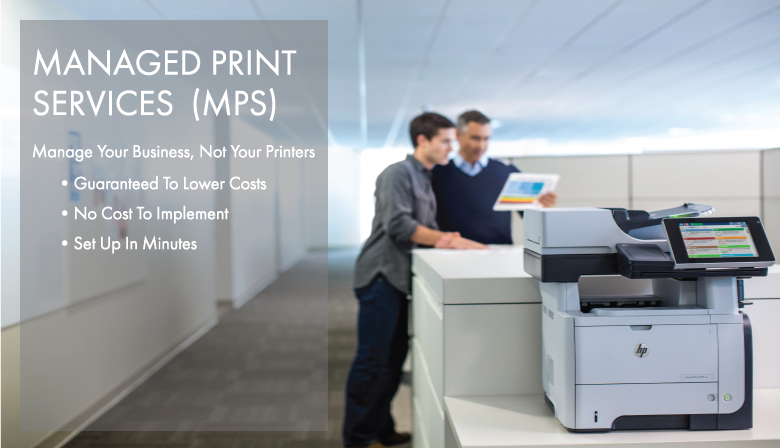 Managed Print Services MPS - Cost per Page Programs in Canada