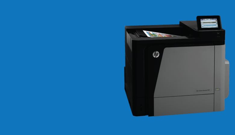 HP Color LaserJet Enterprise M651dn (CZ256A) with Toner Programs in Canada